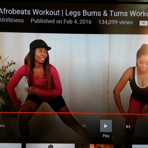 Loving these Afrifitness videos!