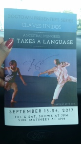 Claves Unidos led by Kevin Lamarr Jones. Excellent dance production. I will always make time for events like this!